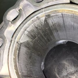 Failure: Cylinder Bore Scoring